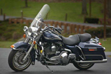 100th anniversary MDA Harley-Davidson Road King